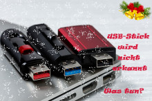[2020] 7 Lösungen für USB Stick wird nicht erkannt | MiniTool