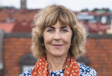 Andrea Jovell från Göteborg & co till Alingsås