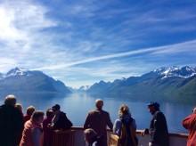 Tidenes beste kvartal for Hurtigruten