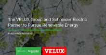 VELUX Gruppen og Schneider Electric indgår partnerskab om indkøb af grøn strøm