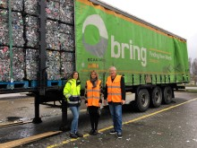 Bring kører nu både plast og aluminium for Dansk Retursystem