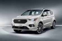 Program Ford Vignale se rozšiřuje o nové modely a exkluzivní služby zákazníkům