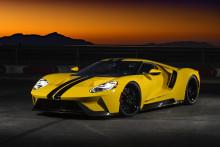 Supersportsbil-teknologi i nye Ford-modeller