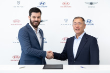 Hyundai inngår samarbeid med Rimac om high performance-elbiler