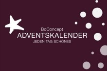 BoConcept Experience: Adventskalender 2016 - jeden Tag Schönes