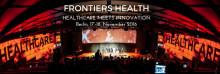 Arthro AB är inbjudna som talare till Frontier Health Conference