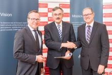 Santander und TUM School of Management der Technischen Universität München vereinbaren Partnerschaft