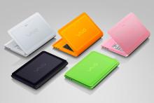 Leuchtende Farben, starke Leistung: Sony präsentiert neue VAIO Lifestyle-Notebooks
