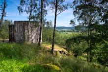 Hovdala vandringscentrum nominerat till Skånes arkitekturpris