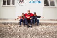 Making a positive difference for Syria's refugee children