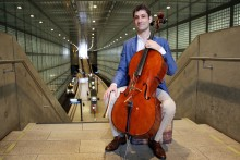 "Bach goes Underground: Dale Henderson, der Initiator von ""Bach in the Subways"" in Leipzig!"