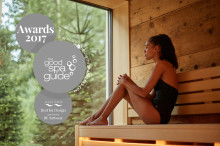 Aqua Sana Sherwood Forest wins Best for Design at the Good Spa Guide Awards