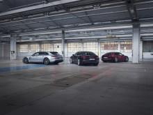 Porsche lanserar nya Panamera-modeller med upp till 700 hk