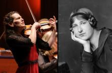 Violinisten Malin Broman inviger säsongen med Helsingborgs Symfoniorkester