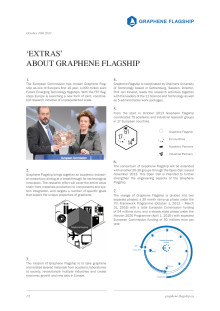 Extras about the Graphene Flagship