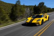 Ford präsentiert beim Goodwood Festival of Speed 2017: Ford GT, Mustang GT4-Rennnfahrzeug sowie Ford S-MAX ST-Line
