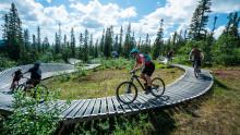 Trysil ser lyst på sommeren – kan bli rekordsommer i år