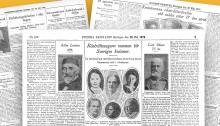 Så firas rösträttens 100-årsdag