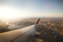 Norwegian offers customers CO2-offsetting and becomes first airline to sign UN climate action initiative