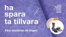 """Pressvisning: Alingsås museums nya utställning """"Ha, spara, ta tillvara"""""""