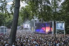 Fed Fredag 2019:  Tivoli Friheden tilføjer danske stjerner af både rock og dansktop til sommerens program