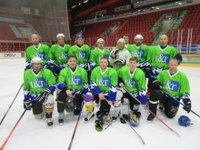 Perinteinen Cramo Hockey cup pelattiin kymmenennen kerran
