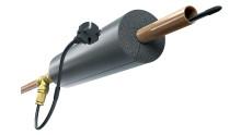 ETL värmekabel för rör godkänd för dricksvatten