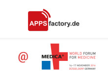 Medica 2016: APPSfactory präsentiert Mobile Health Referenzen und Virtual Reality Showcases