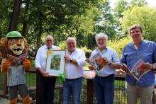 Exotisches Geburtstagswochenende  - 140 Jahre Zoo Leipzig