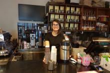 Kaffebaren dropper plasten!