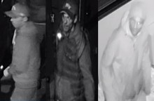 CCTV appeal following theft from van in Bootle