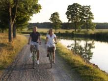 Fem naturnära leder för sommarens cykelsemester