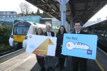 Commuters can now travel smart across the South East rail network