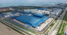 Lubricating Shell's supply chain in Singapore