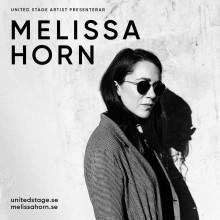 Premiär och flera utsålda datum på Melissa Horns stora vinterturné