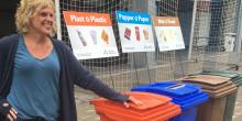 Satsar på rekord i återvinning på U23 EM i Gävle