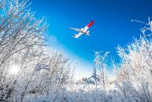 COVID-19 påvirker Norwegians trafiktal kraftigt i december