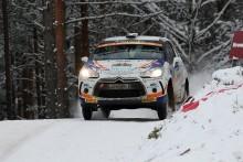 Pirelli tar grepp på Svenska rallyt