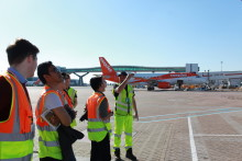 Gatwick experience for engineering students