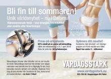 Vardagsstark i Falun har Verju laser för fettreduktion