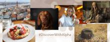 Начался национальный этап международного фотоконкурса #DiscoverWithAlpha