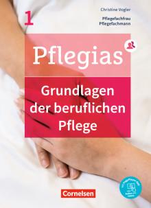 Pflege neu gedacht: Lehrwerk Pflegias von Cornelsen unterstützt mit Lernvideos