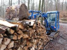 TH Wildau mit Projekten der angewandten Forschung und Entwicklung für die Holzlogistik bei den 4. KWF-Thementagen in Paaren im Glien