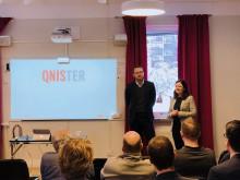 Inkubatorbolaget Qnister växlar upp – skriver avtal med flera nya återförsäljare