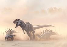 Fria Ligan förlags Bokutgivning 2019 - Dinosaurier, robotar & namnlösa fasor