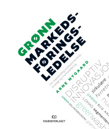 Bokforside Grønn markedsføringsledelse