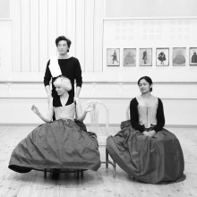 """Live web cast of opera rehearsals in """"The Stockholm Cimarosa Project"""""""