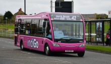 Changes to services 42 and 42A from 6 January