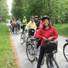 Kul &Tur på Cykelhjul