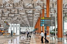 A record 51 million passengers for Changi Airport in 2012